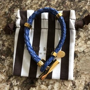 Henri Bendel South Hampton Leather Bracelet